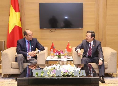 APPF-26: Renforcement de la cooperation Vietnam-Maroc hinh anh 1