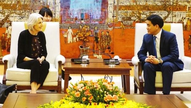 Promouvoir la cooperation entre Hanoi et le Danemark hinh anh 1