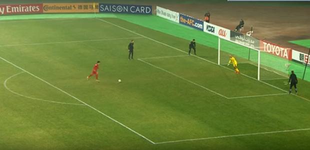 Championnat d'Asie U23 2018 : le Onze vietnamien s'est qualifie pour la demi-finale hinh anh 2