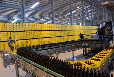 Les Vietnamiens consomment plus de 4 milliards de litres de bieres par an hinh anh 1