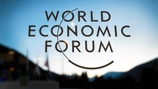 Le vice-PM Vuong Dinh Hue a la Conference annuelle du FEM de Davos hinh anh 1