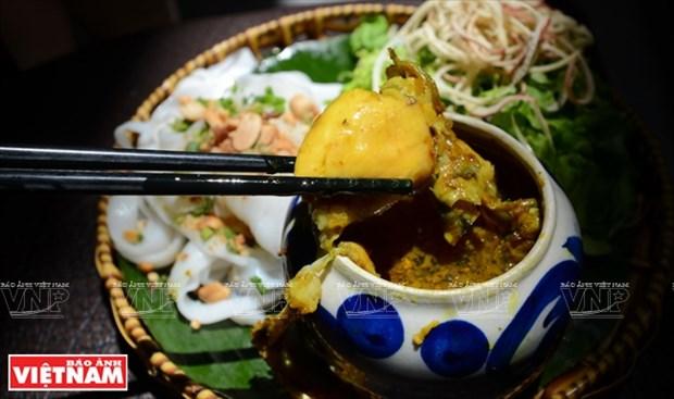 Mi Quang, un plat emblematique de Quang Nam hinh anh 1