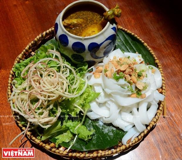 Mi Quang, un plat emblematique de Quang Nam hinh anh 3