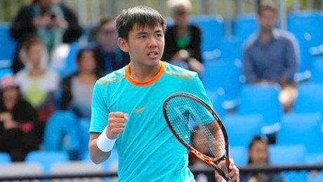Tennis : Ly Hoang Nam a la 471e place mondiale hinh anh 1