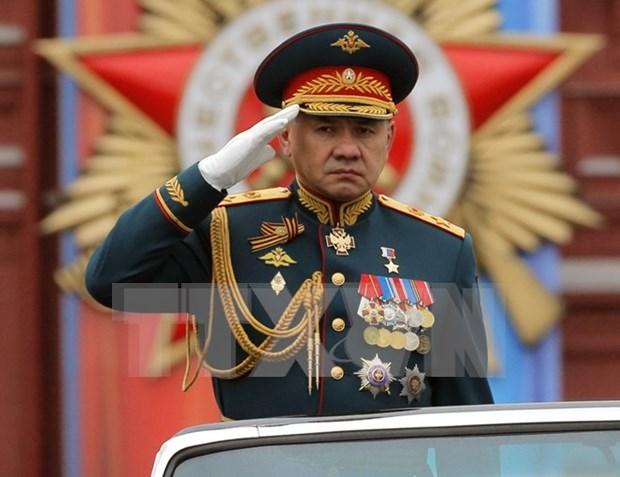 Le ministre russe de la Defense en visite officielle au Vietnam hinh anh 1
