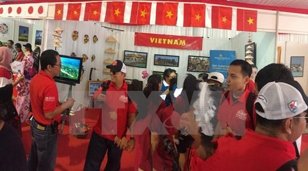 Le Vietnam presente son systeme d'entree/de sortie en Indonesie hinh anh 1
