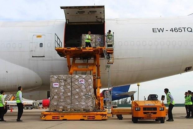 Aide bielorusse pour le Vietnam dans le traitement des consequences de la tempete Damrey hinh anh 1