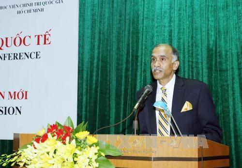 Le Vietnam est une priorite de la politique indienne « Act East » hinh anh 1