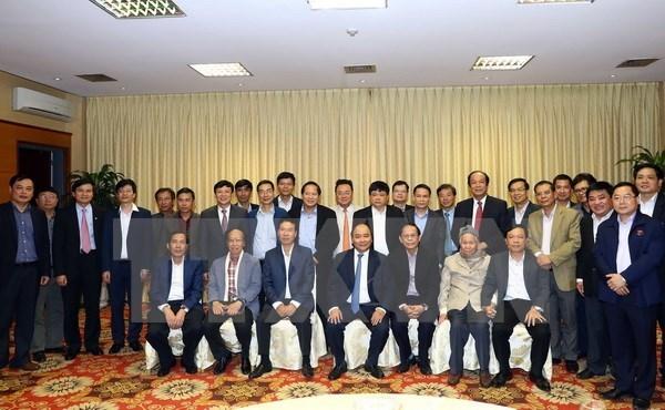 Le PM salue les contributions des journalistes dans le renforcement de la confiance du peuple hinh anh 1
