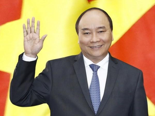 Le PM Nguyen Xuan Phuc participe au sommet ASEAN-Inde hinh anh 1