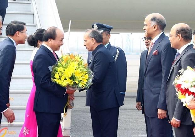 La connectivite economique et politique cree une valeur durable pour le partenariat ASEAN-Inde hinh anh 1