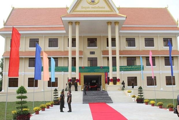 Le Vietnam et le Cambodge renforcent leur cooperation en matiere de defense hinh anh 1