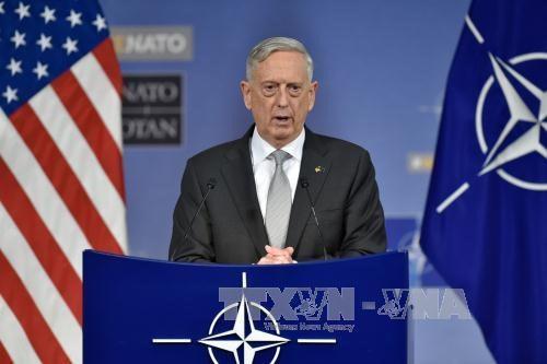 Visite officielle du secretaire a la Defense des Etats-Unis au Vietnam hinh anh 1