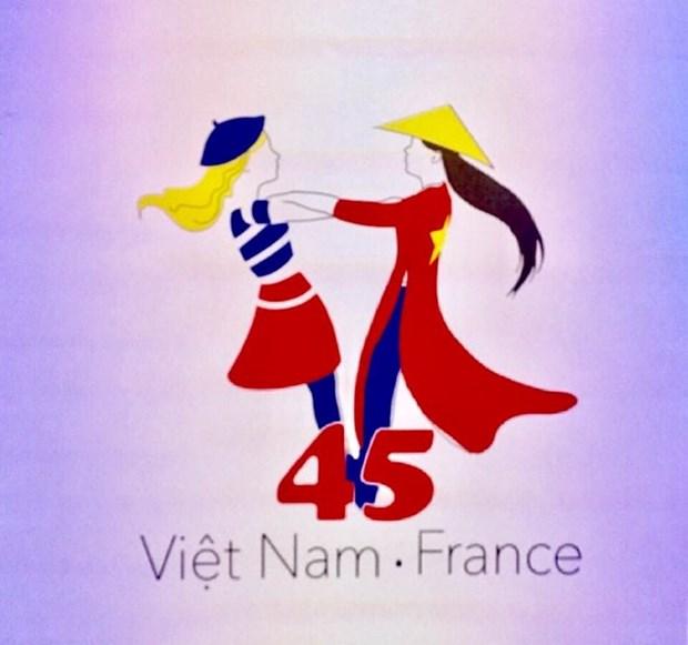 Lancement des celebrations marquant les 45 ans des relations vietnamo-francaises hinh anh 1