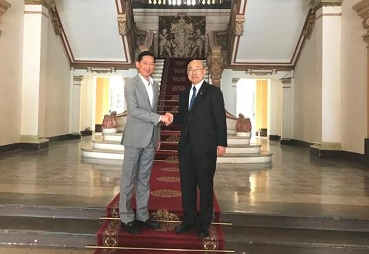 Ho Chi Minh-Ville renforce la cooperation avec la prefecture de Miyagi (Japon) hinh anh 1