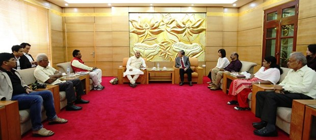 Vietnam – Inde : promouvoir la cooperation et les echanges entre deux peuples hinh anh 1