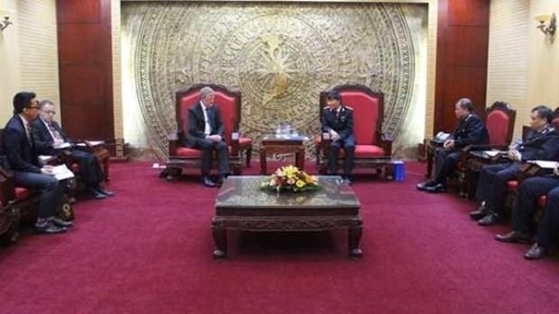 La Douane vietnamienne benefice d'un projet de l'Organisation mondiale des douanes hinh anh 1