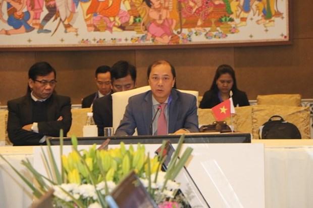 Le Vietnam contribue au developpement des relations ASEAN-Inde hinh anh 1