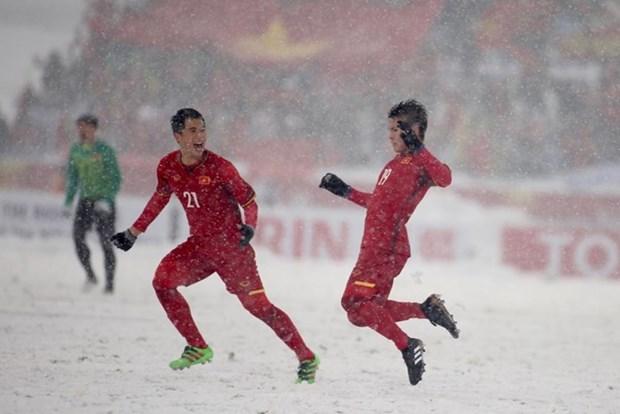 Le Vietnam termine 2e au Championnat d'Asie U23 hinh anh 1