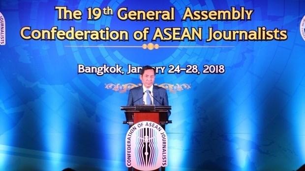 Le Vietnam contribue activement au developpement de la CJA hinh anh 1
