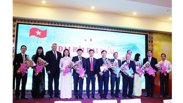 L'Association d'Amitie Vietnam-Russie de Ba Ria-Vung Tau promeut le partenariat strategique integral hinh anh 1