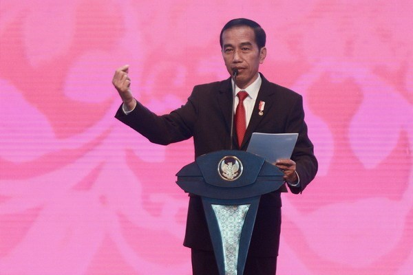 Le president indonesien en visite officielle en Afghanistan hinh anh 1
