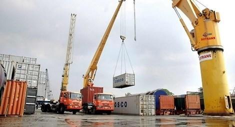 Le chiffre d'affaires d'import-export atteint 38,3 milliards de dollars en janvier hinh anh 1