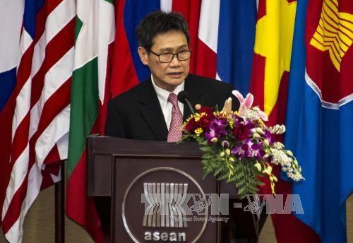 L'ASEAN tient en haute estime le role de la Chine dans la region hinh anh 1