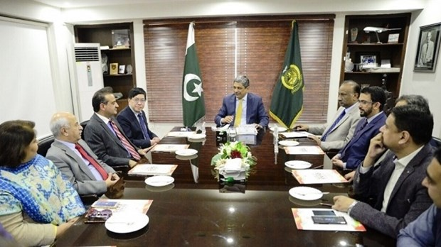Doper les echanges commerciaux Vietnam - Pakistan hinh anh 1