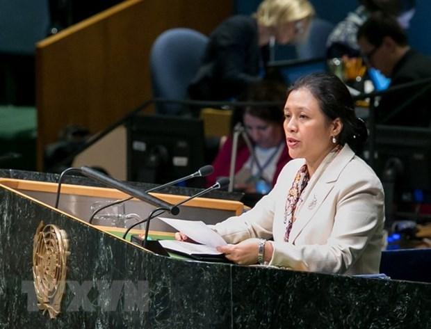 L'ASEAN accorde la priorite a l'eradication de la pauvrete hinh anh 1