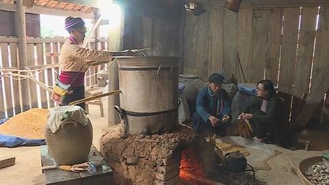 Les saveurs de la gastronomie des H'Mong hinh anh 2