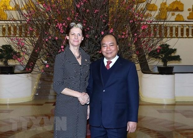 Le Vietnam apprecie l'assistance de l'ONU dans le domaine de la sante hinh anh 1