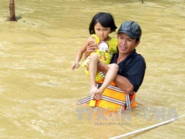 Amelioration des capacites de lutte contre les catastrophes naturelles hinh anh 1