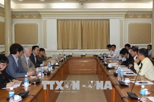 La BAD soutient Ho Chi Minh-Ville dans le developpement des infrastructures urbaines hinh anh 1