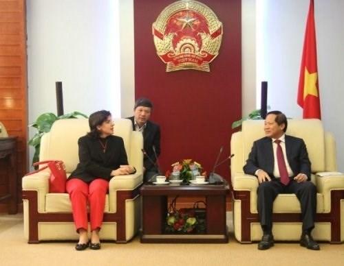 Vietnam-Cuba : belles perspectives de cooperation dans l'information et la communication hinh anh 1