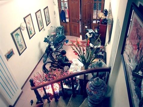 Le Tet a Hanoi, un charme irresistible hinh anh 1