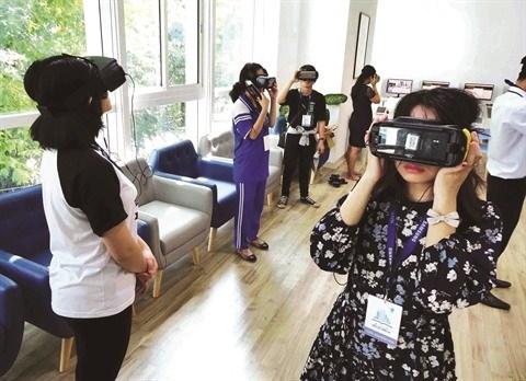 La realite virtuelle au Vietnam hinh anh 1