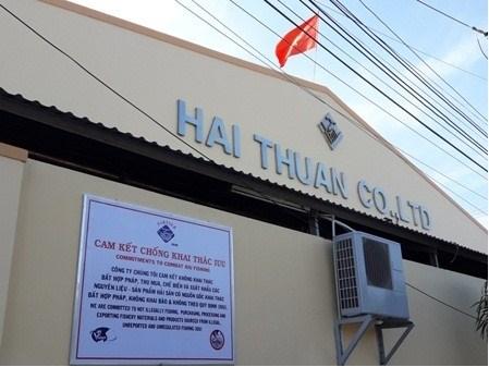 Les entreprises vietnamiennes s'engagent a lutter contre la peche INN hinh anh 1