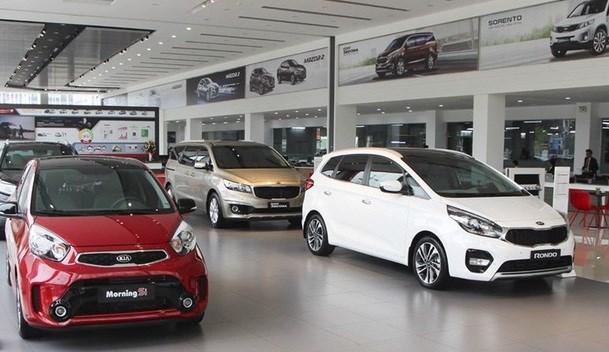 Janvier 2018: les importations d'automobiles en chute libre hinh anh 1