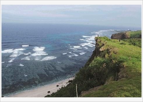 L'ile de Ly Son, un paradis au milieu de la mer hinh anh 1