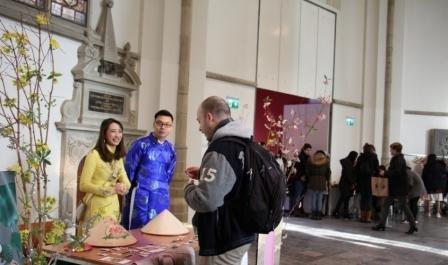 Promotion de la culture vietnamienne aux Pays-Bas hinh anh 1