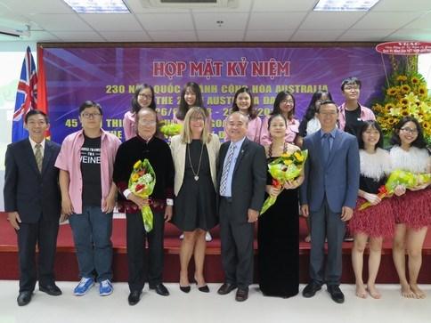 Le 230e anniversaire de la Fete nationale de l'Australie celebre a Ho Chi Minh-Ville hinh anh 1
