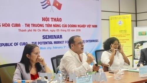 De nombreuses opportunites s'ouvrent aux entreprises vietnamiennes a Cuba hinh anh 1