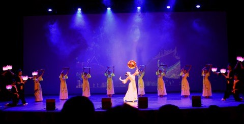 Quand la musique traditionnelle du Vietnam resonne aux JO 2018 hinh anh 1