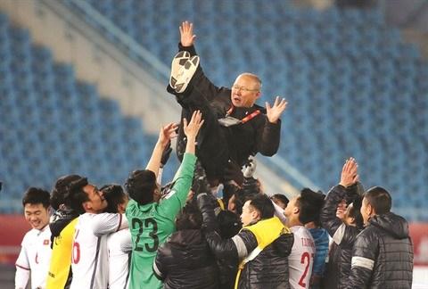 L'homme qui a su transcender le football vietnamien hinh anh 2