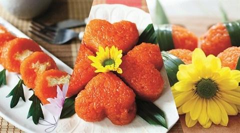 La momordique, le fruit rouge du Tet hinh anh 2