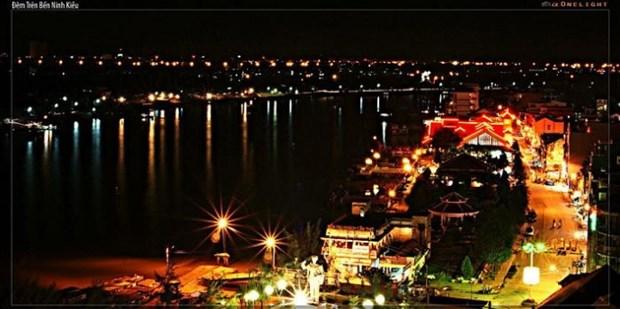 Tet du Chien : Can Tho accueille pres de 700.000 touristes hinh anh 1