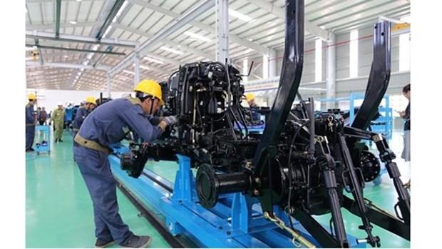L'usine de machines agricoles la plus moderne du Vietnam inauguree a Quang Nam hinh anh 1