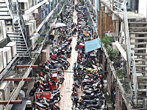 La Thailande envisage une taxe sur la pollution pour les deux-roues motorises hinh anh 1
