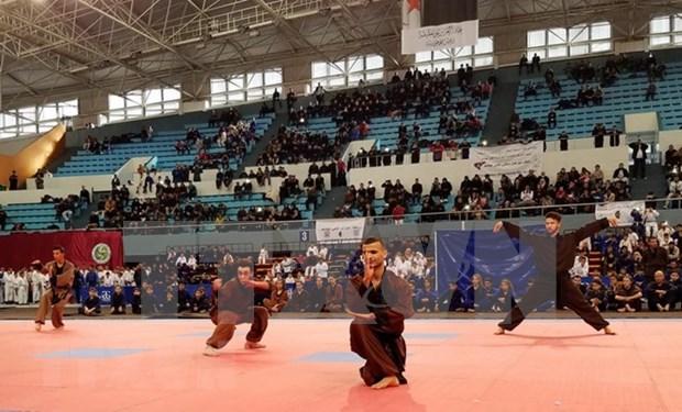 La Federation algerienne de Jujitsu Son Long Quyen Thuat voit le jour hinh anh 1